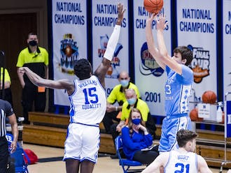 Mark Williams' presence inside will be essential if Duke hopes to snag a win in Chapel Hill.