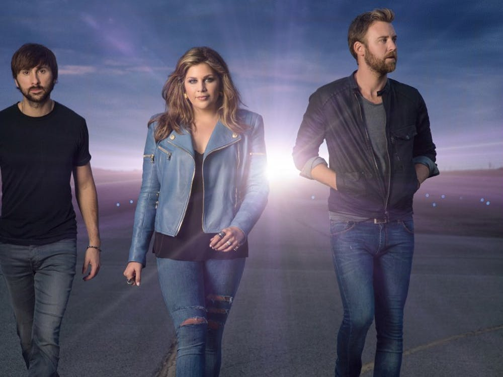 Lady Antebellum Special to The Chronicle / Niño Munoz