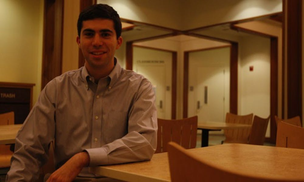 After he was diagnosed with chordoma, Josh Sommer, a former Duke undergraduate, founded the Chordoma Foundation to support research seeking a cure for the cancer.