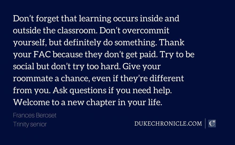 Beroset advice column intro