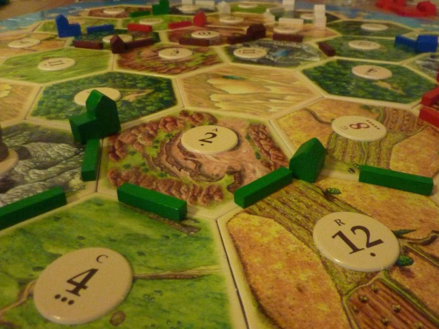 Settlers of  Catan was first published in Germany in 1995 and as of 2015 has sold over 22 million copies in 30 different languages.