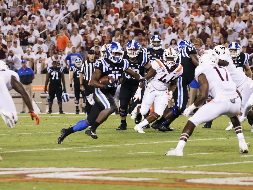 <p>Deon Jackson will be turned to to ignite Duke's offense.</p>