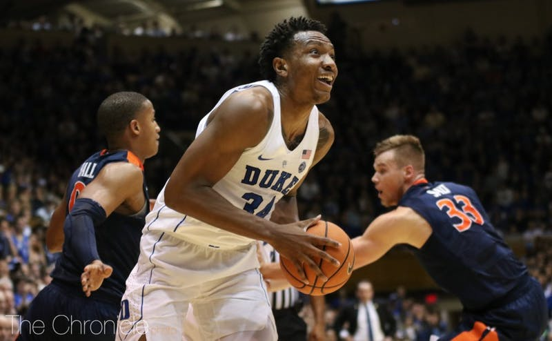 Carter's size and athleticism have many scouts salivating about his NBA prospects.