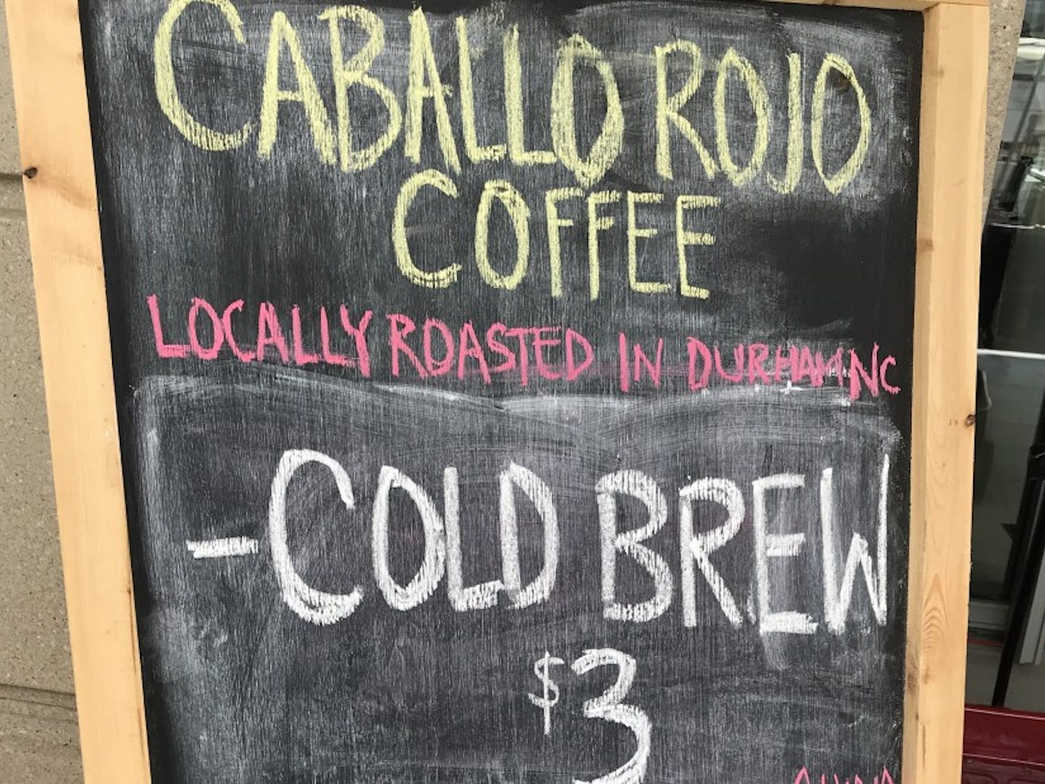 Gabriela Kavanaugh's Caballo Rojo coffee shop attempts to improve the standard of living for farmers and create job opportunities.