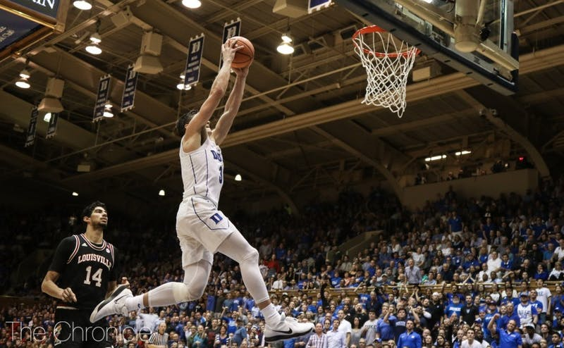 Grayson Allen had a strong showing at the Draft Combine, but will it be enough to earn a first-round selection Thursday.