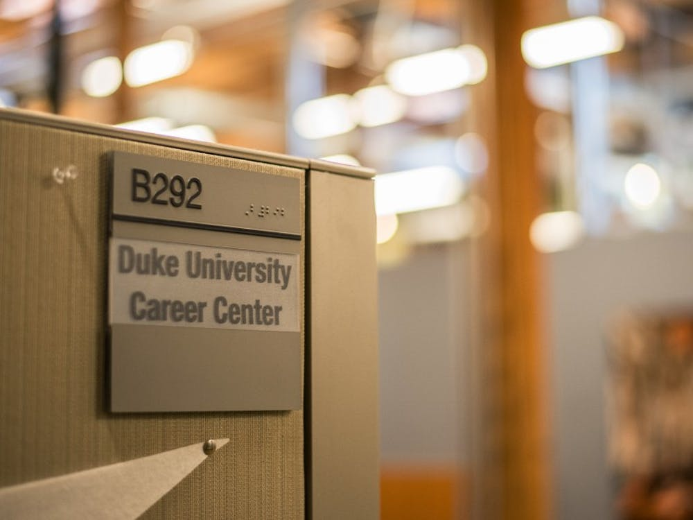 Duke's Career Center is looking to change the perception that it isn't the place to go for students pursuing careers in the arts.
