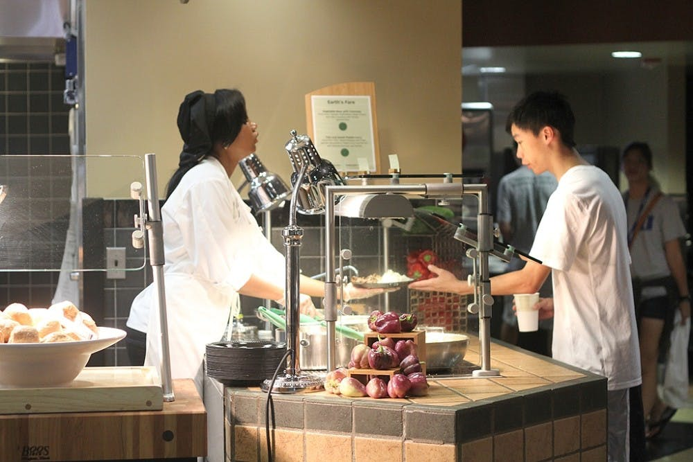 <p>Duke announced in 2017 that minimum wage for all eligible Duke employees and full-time contract workers would increase to $15 per hour by July 1, 2019—but many student jobs on campus still pay less than that.</p>