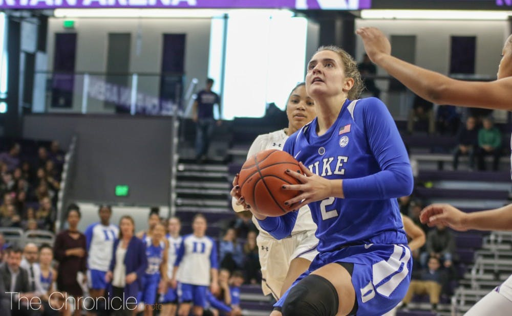 <p>Duke has not won on the road since beating Wisconsin in the ACC/Big Ten challenge.</p>