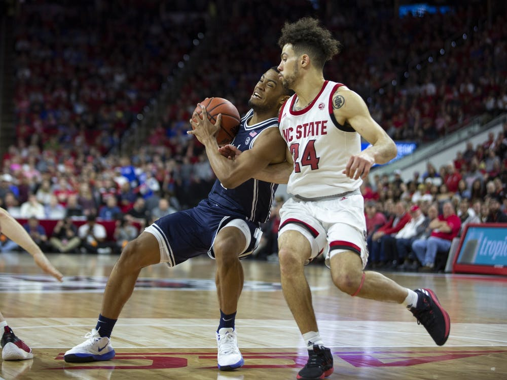 Duke's loss at N.C. State was its largest unranked defeat under head coach Mike Krzyzewski.