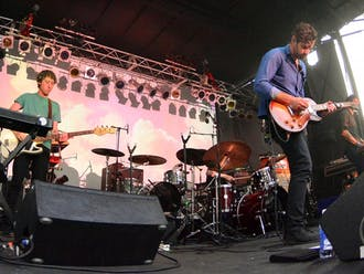 Raleigh, N.C.'s Hopscotch Music Festival is celebrating its 10th anniversary Sept. 5 – 7.