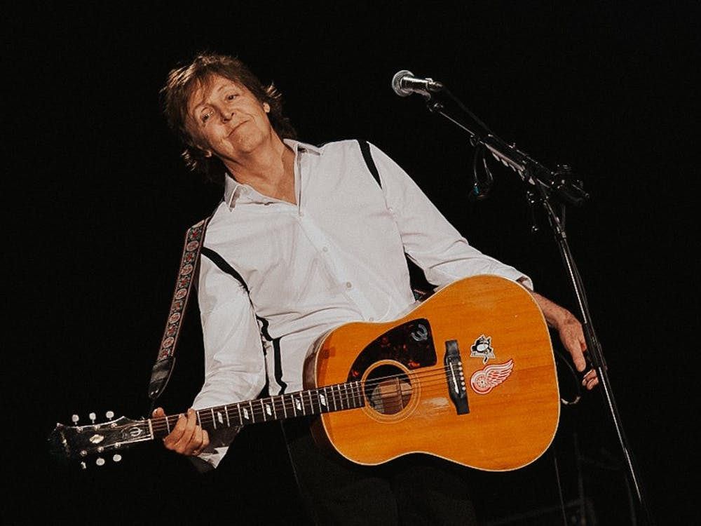 Paul McCartney (above) played Dodger Stadium for the last performance of the 2019 Freshen Up Tour.