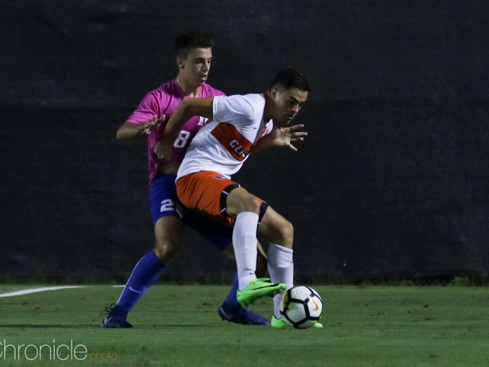 Diego Campos had a hat trick to lead the Tigers' offensive onslaught.