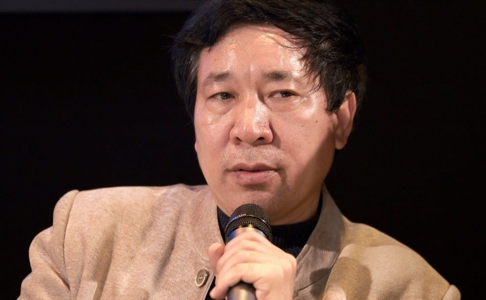 <p>Chinese author Yan Lianke gave a talk at the John Hope Franklin Center Friday. The topic of censorship is especially relevant at Duke because of its campus in Kunshan, China.</p>