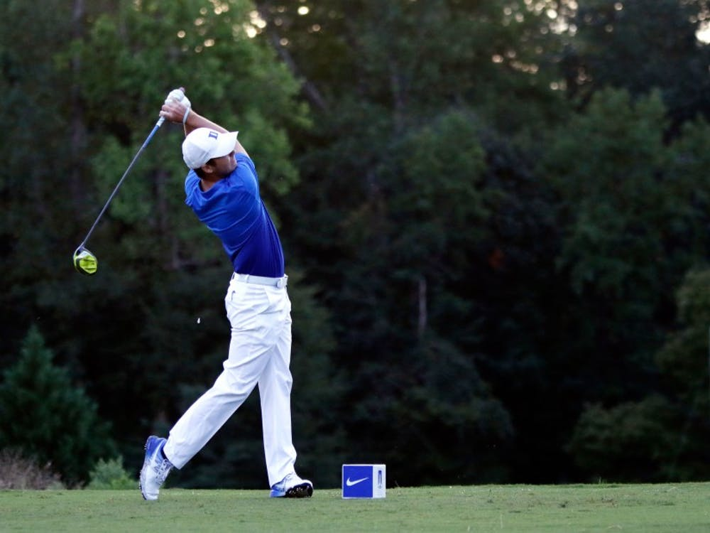 The Blue Devils strung together another strong weekend to finish third at the Crooked StickInvitational Tuesday.