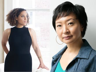 At an Oct. 23 event, Caroline Randall Williams and Cathy Park Hong, both poets and authors, discussed the role of the engaged artist in building Black and Asian alliances and communities.