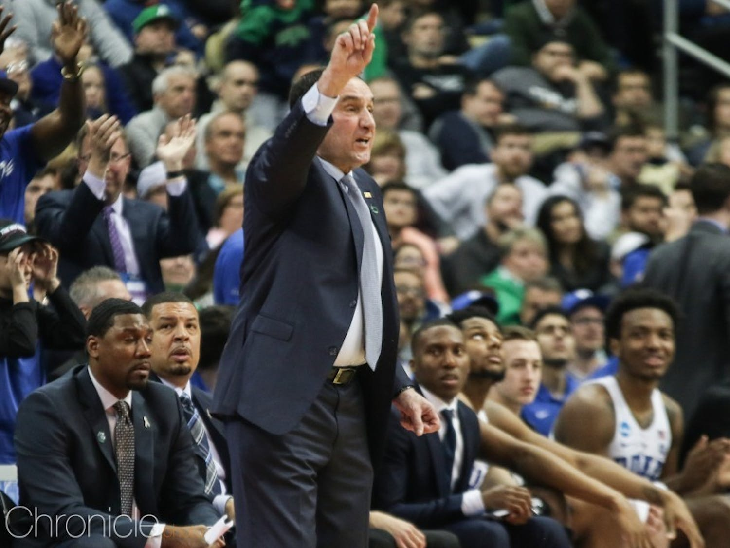 With Johnson and fellow USA Basketball teammate Jeremy Roach both committed to Duke, head coach Mike Krzyzewski could be bringing in a class similar to that of 2018