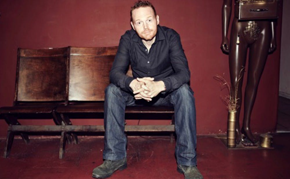 """<p>Comedian Bill Burr will perform his iconic """"uninformed logic"""" style of standup this Sept. 15-17.&nbsp;</p>"""