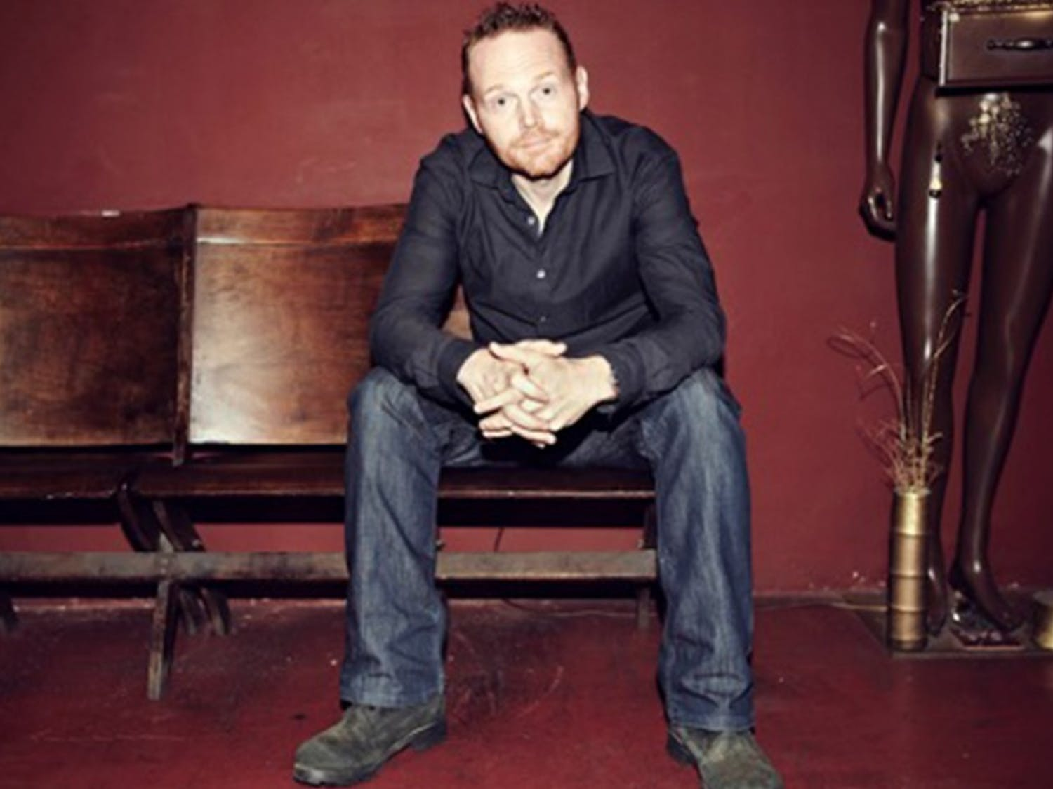 "Comedian Bill Burr will perform his iconic ""uninformed logic"" style of standup this Sept. 15-17."