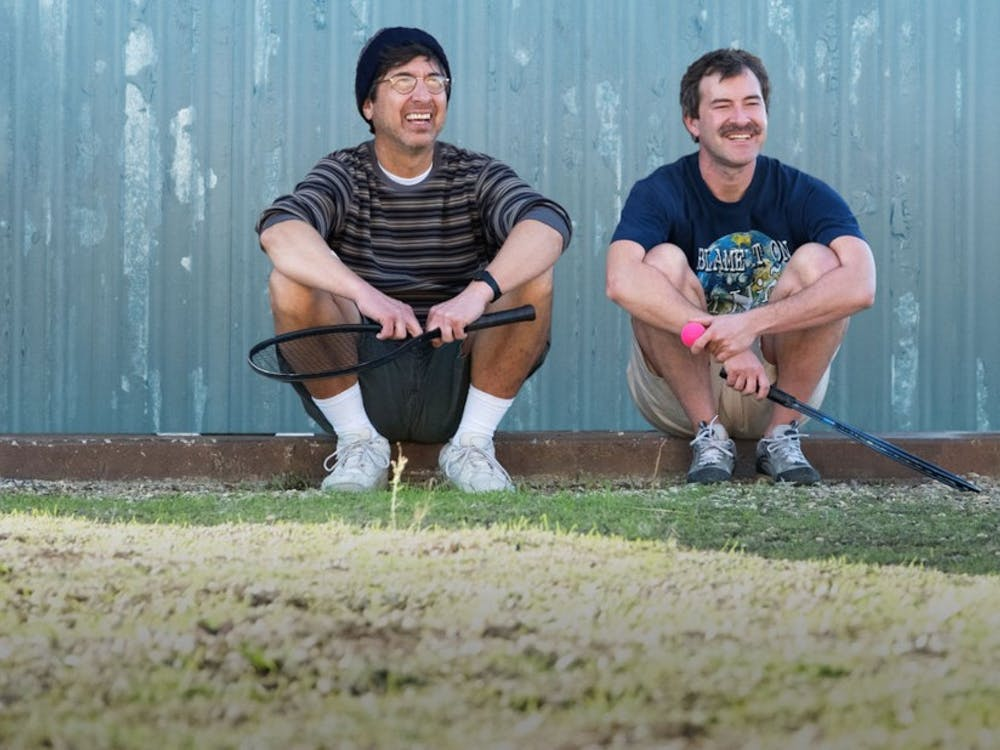 """Paddleton"" follows two friends as they confront the fact that one of them is dying."