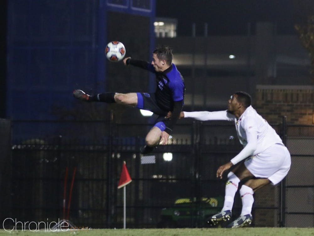 Daniele Proch and the Blue Devils failed to get on the board Saturday.