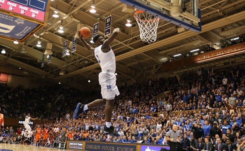 Which NBA Lottery team could make the best use of Zion's vicious slams?