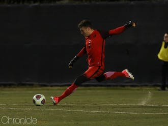 Will Pulisic shut Fordham out when the Rams came to Durham for the John Rennie Nike Invitational in August.