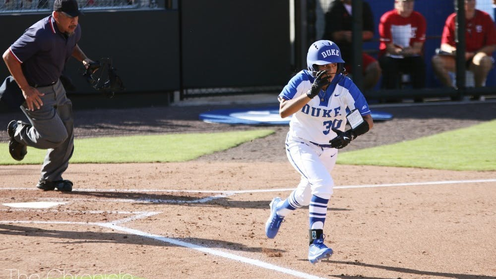 Jazmine Moreno drove in three runs Sunday.