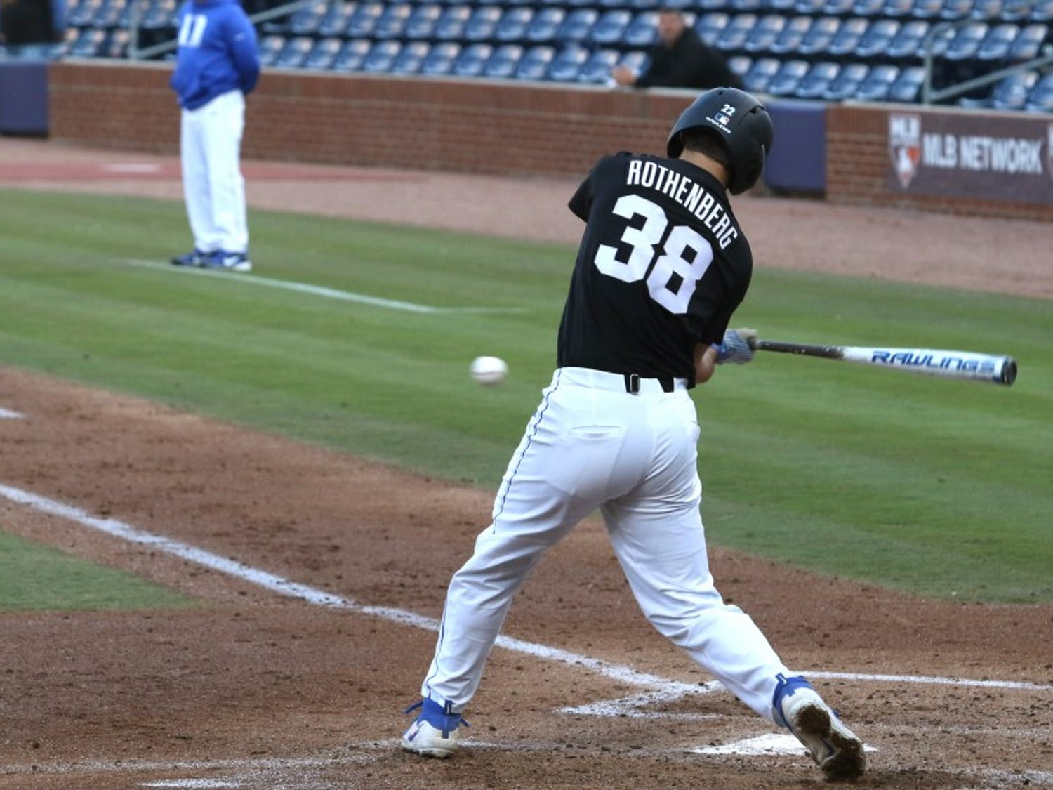 Michael Rothenberg cracked another home run Tuesday.