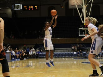Mikayla Boykin played just eight games last season due to an injury.