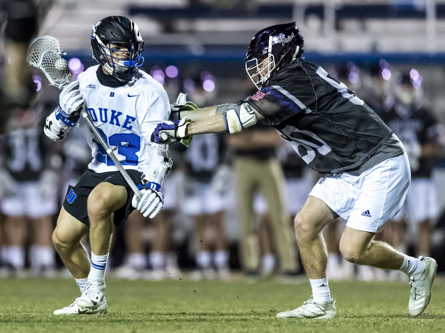 In his first postseason, Michael Sowers will look to lead Duke past the unbeaten Terrapins.