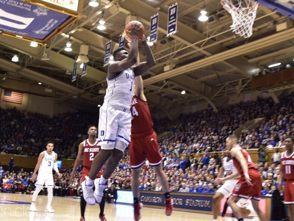 Zion Williamson is a potential top draft pick this summer and could be an NBA great.