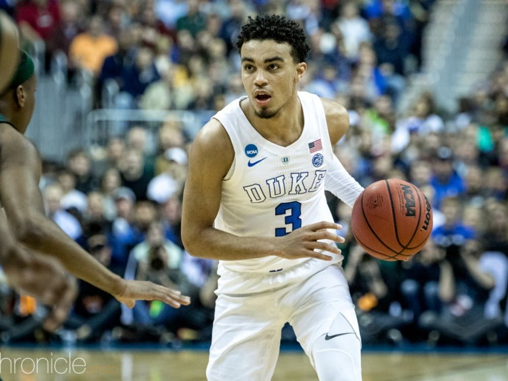 Tre Jones will be turned to as a leader in his sophomore campaign at Duke.
