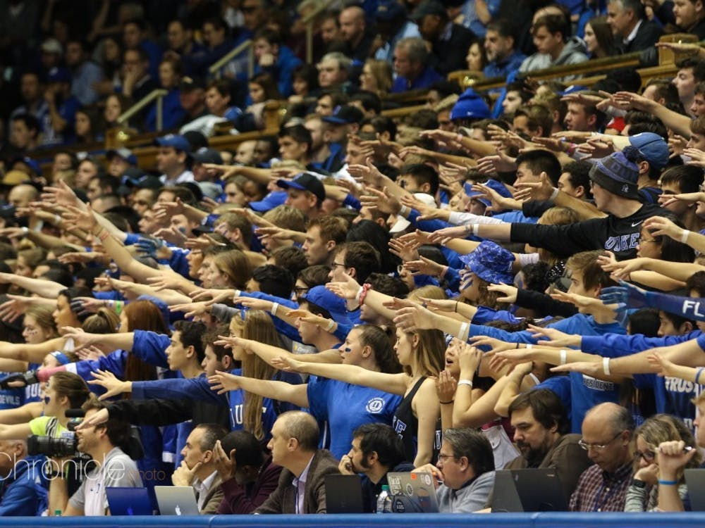 The Cameron Crazies may have another reason to cheer soon.