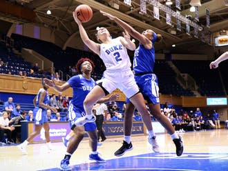 After battling injuries for her first three seasons as a Blue Devil, Haley Gorecki will look to follow up on a historic junior campaign.