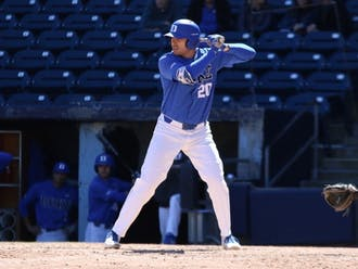 Mervis' three home runs and 33 total bases led the Blue Devils this past season.