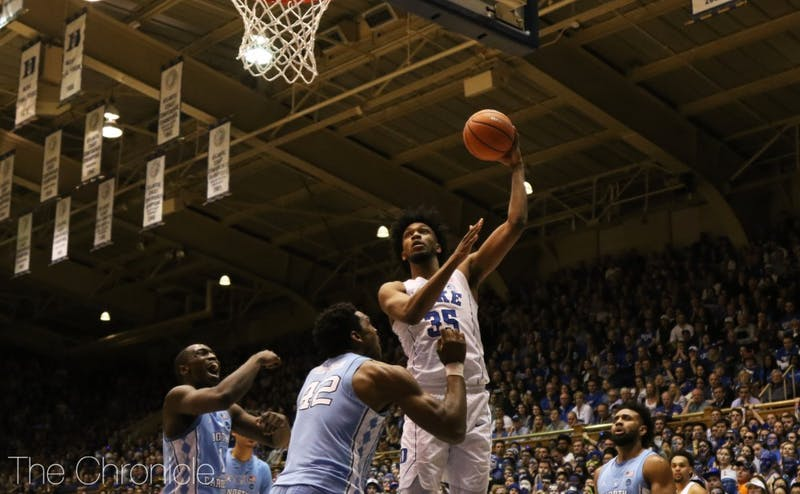 Bagley and Duke could play North Carolina once again in the ACC tournament.