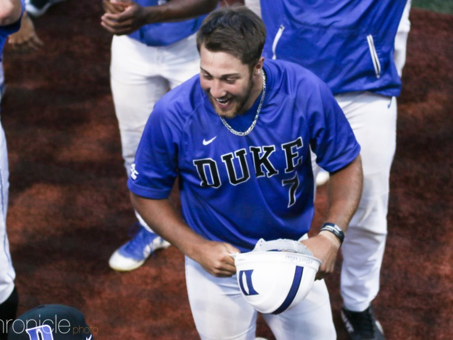 Duke trailed in each of its Athens Regional contests, despite going 4-1 this weekend.