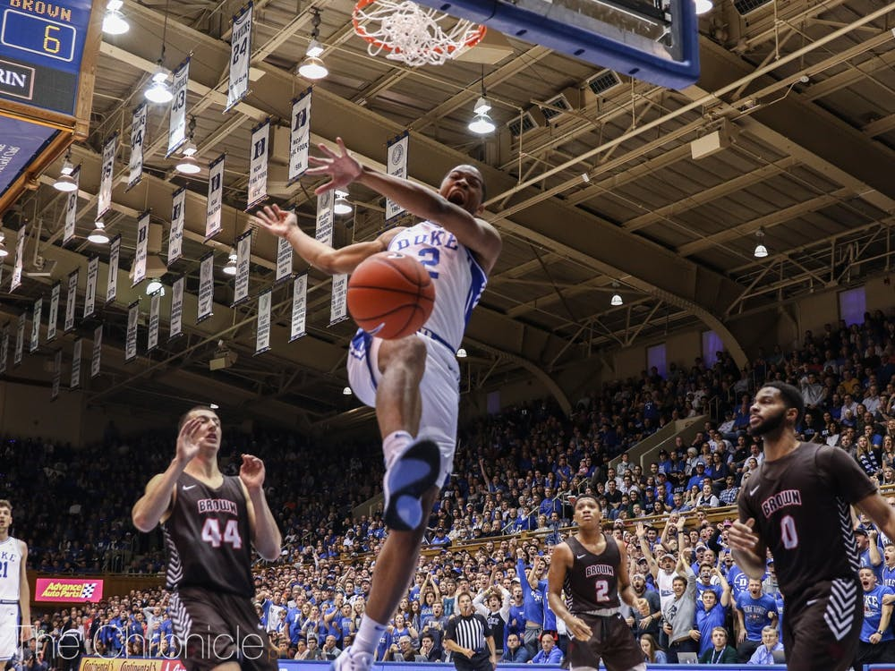 The Blue Devils will begin the thick of ACC play Tuesday.