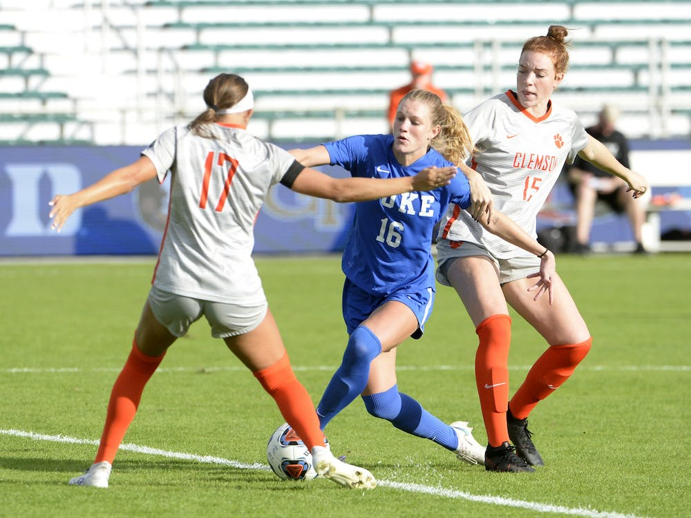 Juniors such as Sydney Simmons had never made it past the first round of the ACC tournament.