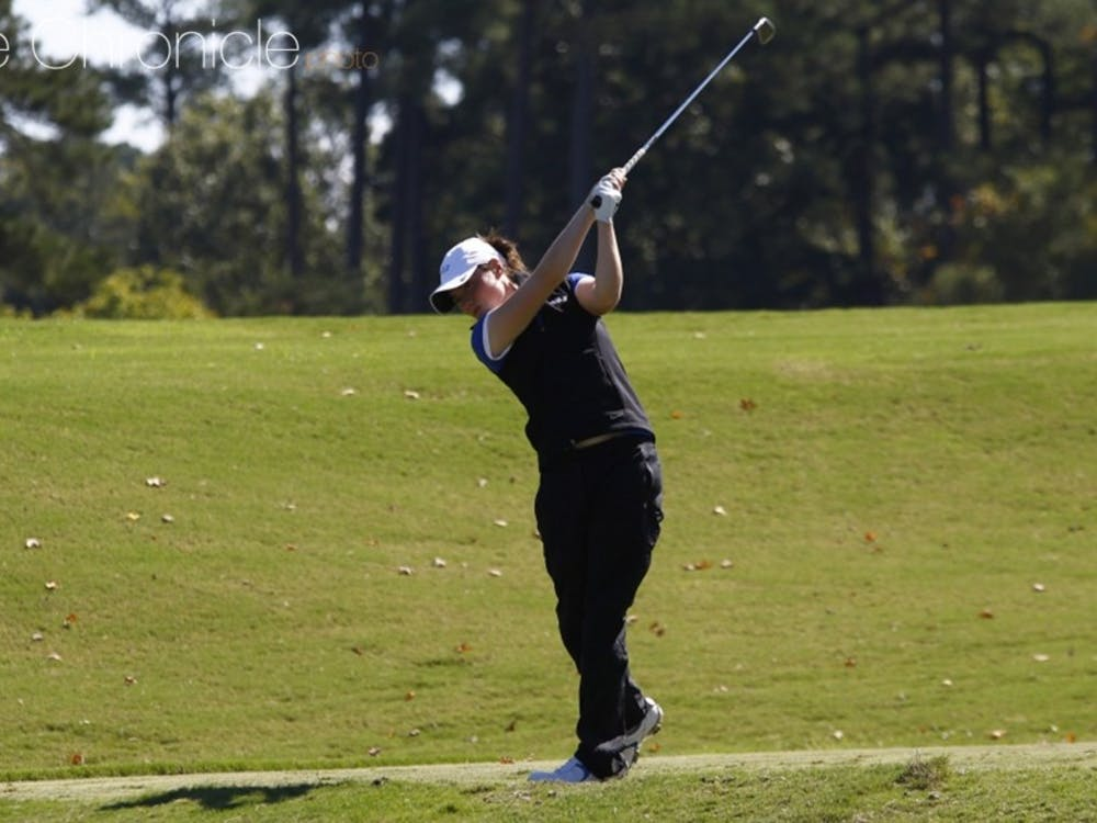 Leona Maguire enters the Albuquerque regional coming off back-to-back tournament victories.