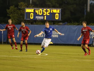 Despite a relatively quiet night for Thorleifur Ulfarsson, Duke notched a 3-2 over Furman as the final leg of ACC play heats up.