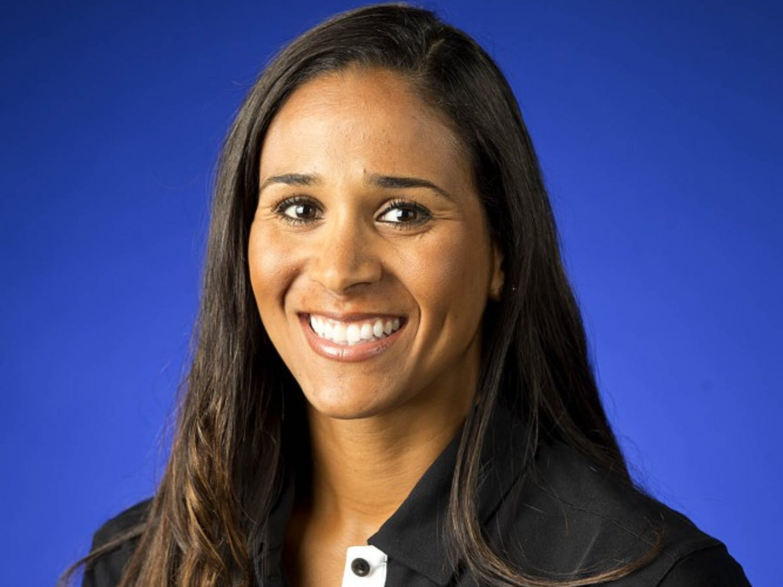 Marissa Young.  Duke University. Head softball coach.(Jon Gardiner/Duke Photography)
