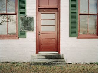 A law office in Pulaski, T.N. The Ku Klux Klan was founded in this building on Christmas Eve 1865.