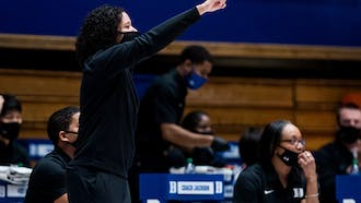 The versatility of Elizabeth Balogun gives her a solid chance at logging significant minutes in a crowded roster.