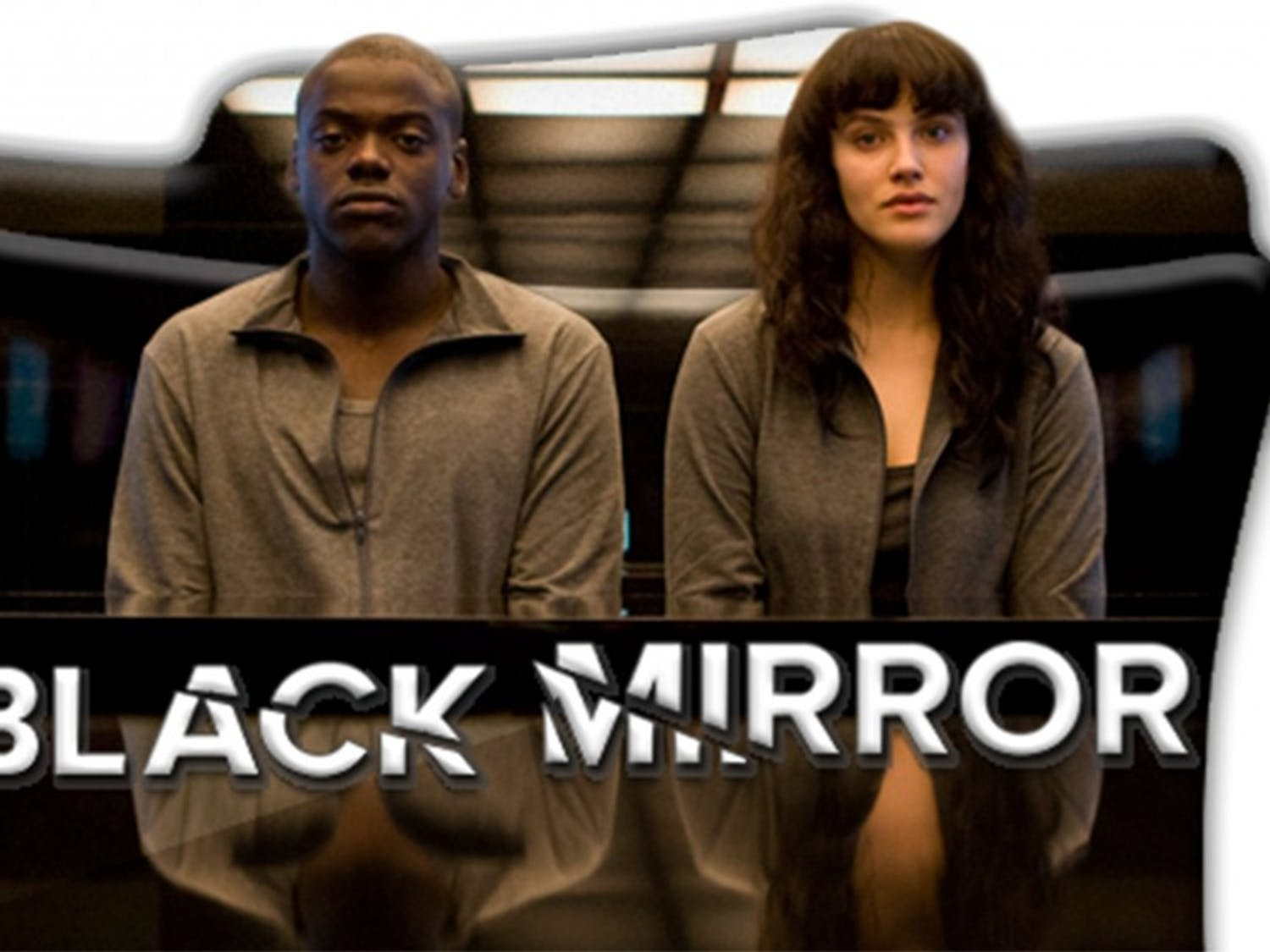 """Charlie Brooker's """"Black Mirror"""" addresses the issue of the ever-increasing role technology has in society."""