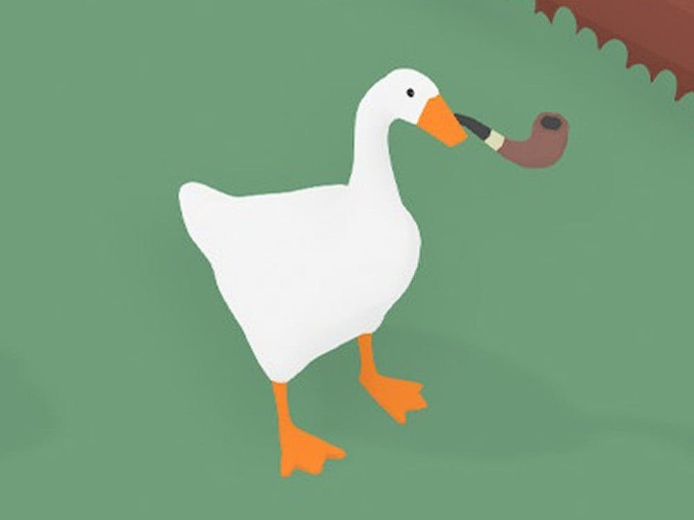 """Since its release last month, the video game """"Untitled Goose Game"""" has quickly become a viral hit."""