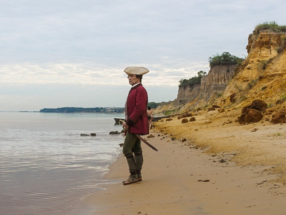 "Lucrecia's Martel's ""Zama"" was screened at the Rubenstein Arts Center Jan. 14."
