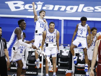 After a well-rounded performance against Boston College, Duke will have to go through Louisville Wednesday if it wants to keep its NCAA tournament hopes alive.