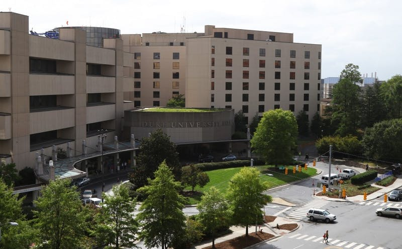 Duke Hospital maintains top spot in North Carolina ...