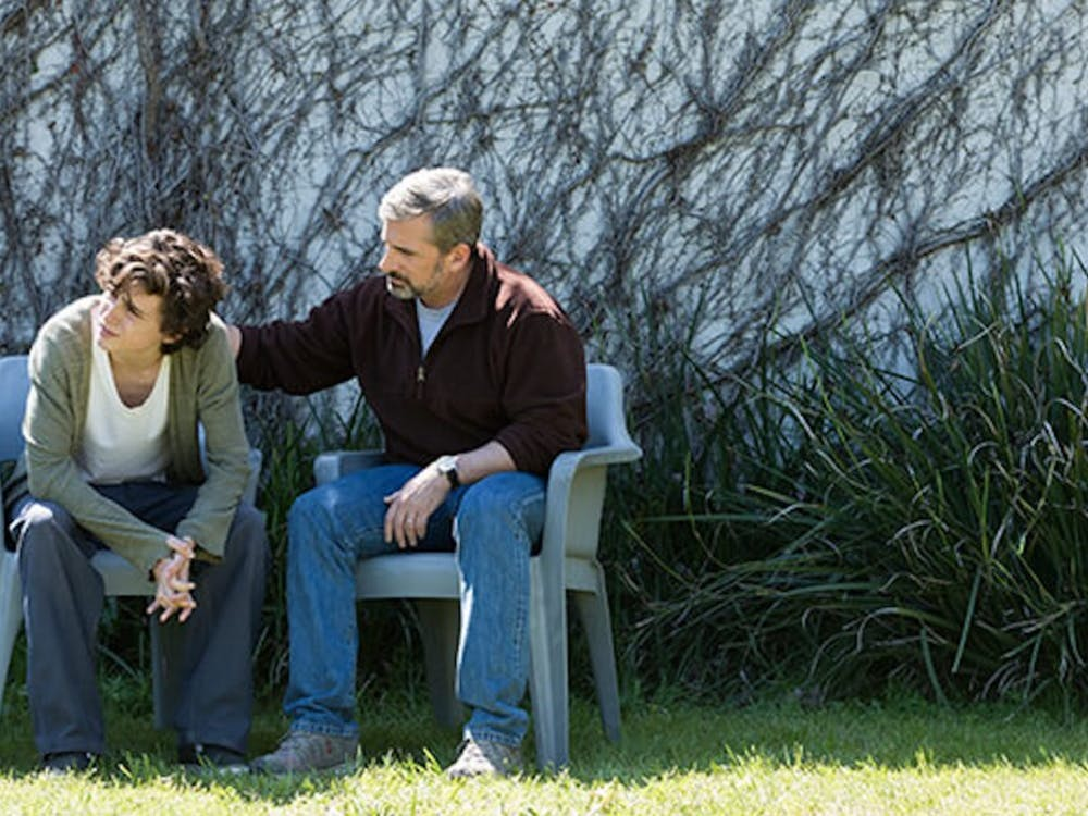 """Beautiful Boy"" explores the relationship between father David Sheff and his son Nic, who suffers from addiction."